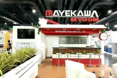 บูธแสดงสินค้า-Mayekawa-booth-04