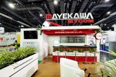 บูธแสดงสินค้า-Mayekawa-booth-08