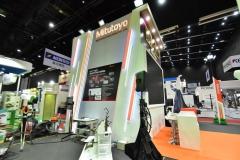บูธแสดงสินค้า-Mitutoyo-booth-Metalex-2019-06