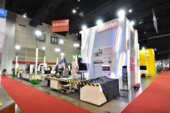 บูธแสดงสินค้า-Mitutoyo-booth-Metalex-2019-08