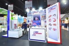 งานออกบูธ-บูธแสดงสินค้า-สยาม-คานาเดี่ยน-ฟู้ดส์-booth-THAIFEX-2019-01