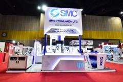 บูธแสดงสินค้า-SMC-booth-Metalex-2019-04