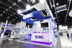 งานออกบูธ-บูธแสดงสินค้า-SMC-booth-PROPAK-ASIA-2019-01