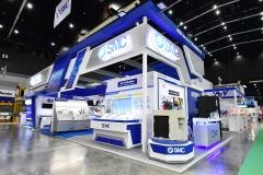 งานออกบูธ-บูธแสดงสินค้า-SMC-booth-PROPAK-ASIA-2019-03