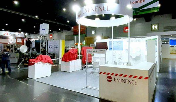 บูธแสดงสินค้า Eminence booth ProPak 2020